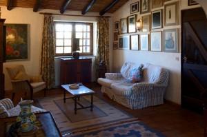 Living Room, wenn man mal von der Sonne eine Pause braucht