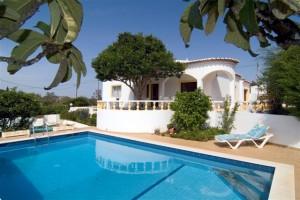 Portugiesiche Idylle, Ferienhaus auf dem Lande, Praia da Luz