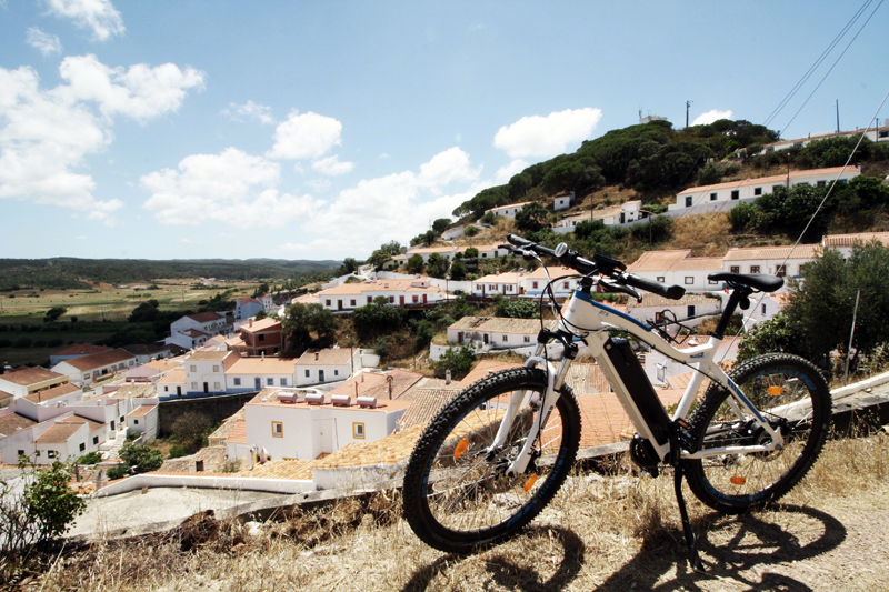 Die Algarve mit dem Fahrrad entdecken!