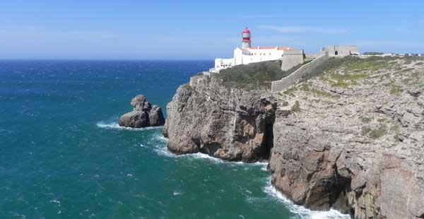 Cabo de São Vicente - Leuchtturm